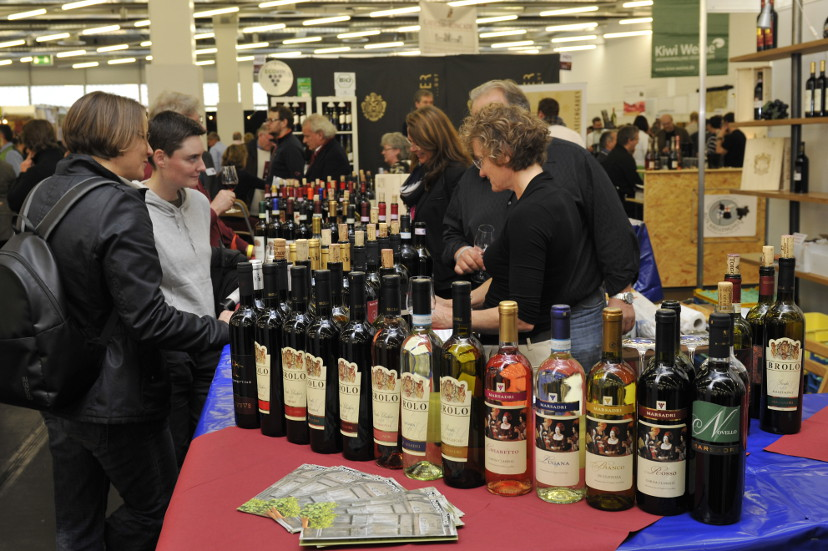 Weinmesse Forum Vini